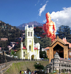 shimla tour packages by tempo traveller